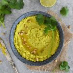 CAULIFLOWER HUMMUS (GLUTEN FREE, VEGAN, CANDIDA FRIENDLY)