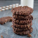 HEALTHY GLUTEN FREE CHOCOLATE COOKIES