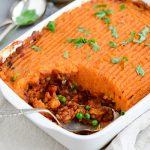 THE ALL TIME FAMILY FAVOURITE VEGAN SHEPHERD'S PIE (GLUTEN & DAIRY FREE)