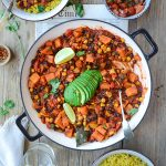 THE ALL TIME FAMILY FAVOURITE VEGAN CHILI