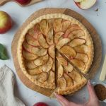 THE EASIEST APPLE TART YOU'LL EVER MAKE (VEGAN)