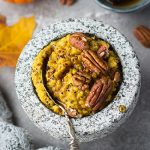 COZY PUMPKIN PORRIDGE (VEGAN, GF)