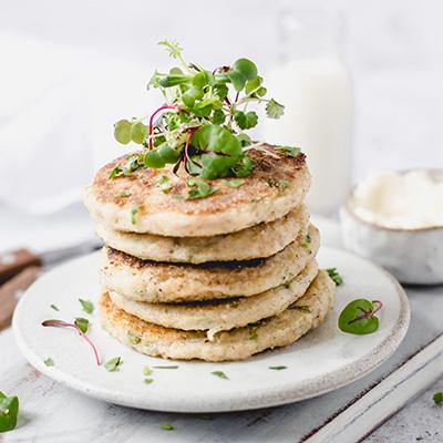 Vegan Potato Cakes