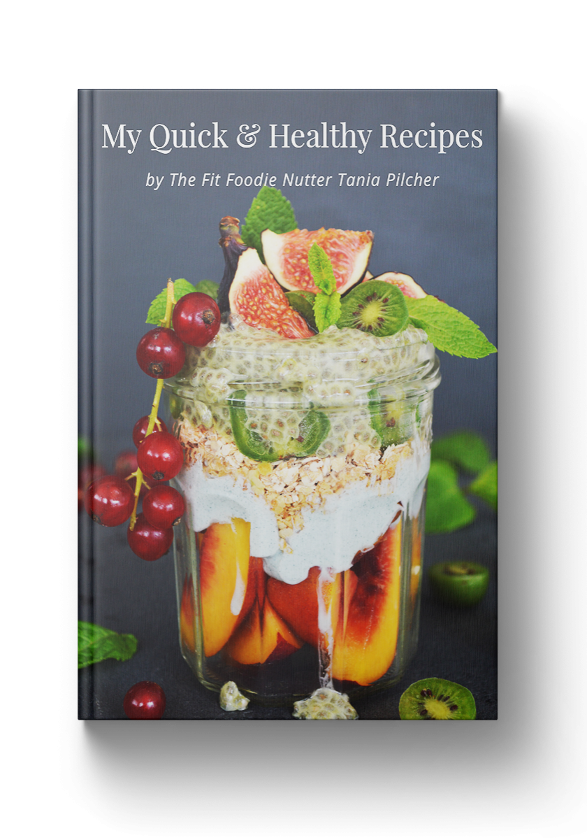 Fit Foodie Nutter Ebook